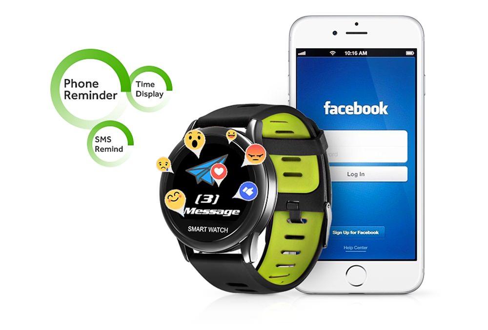 spovan venus smartwatch online
