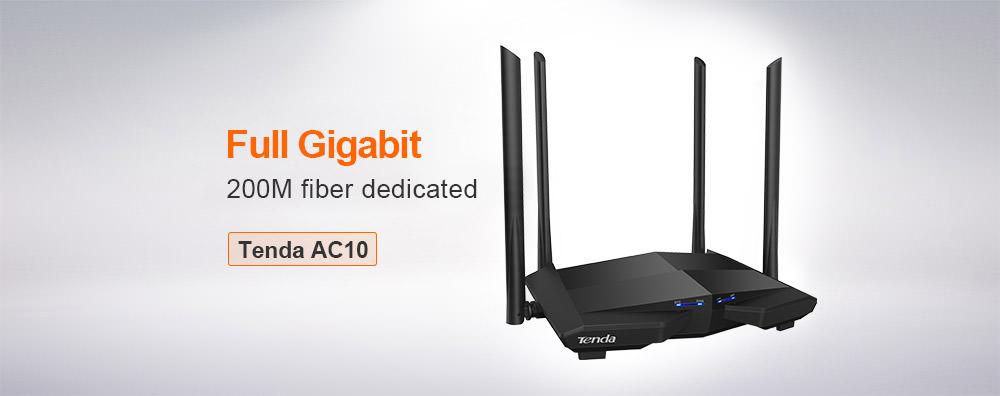tenda ac10 wireless router price