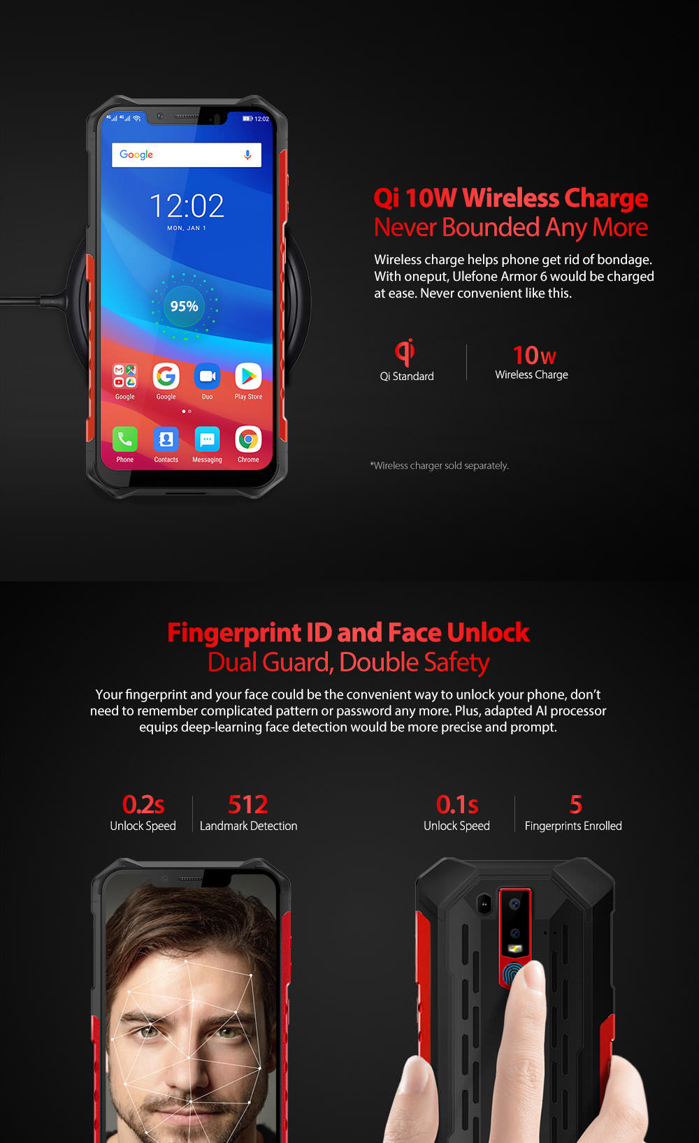 buy ulefone armor 6 android smartphone