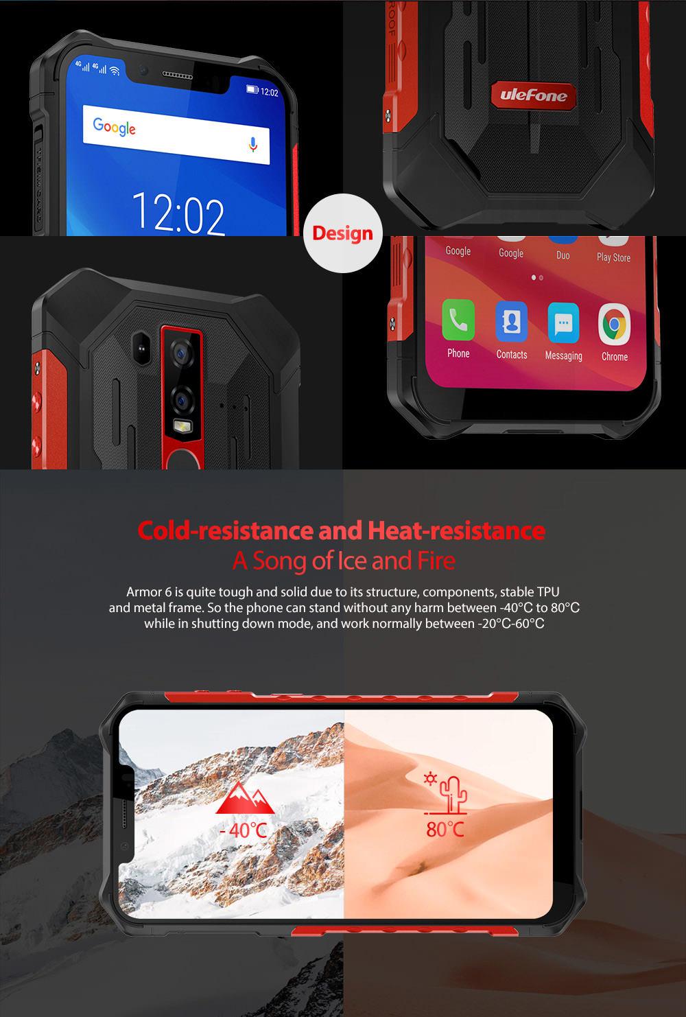 buy ulefone armor 6 smartphone