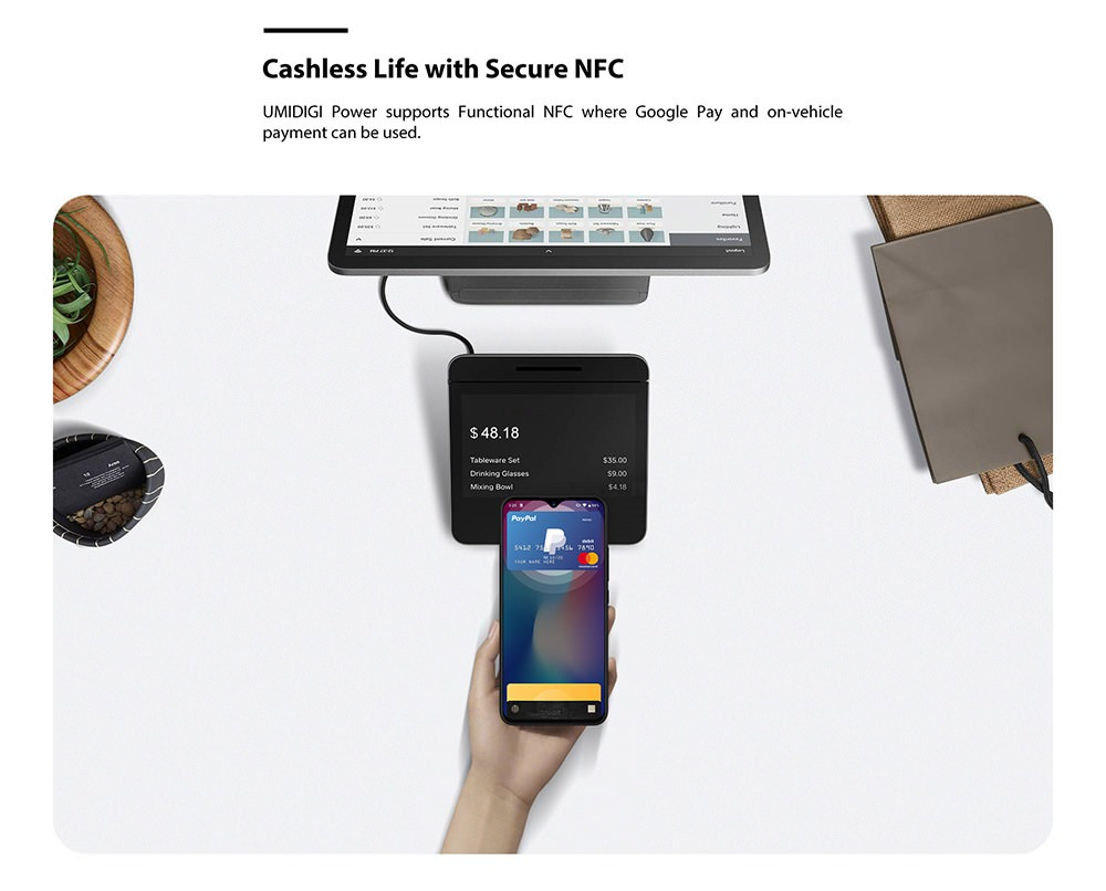 buy umidigi power smartphone global version