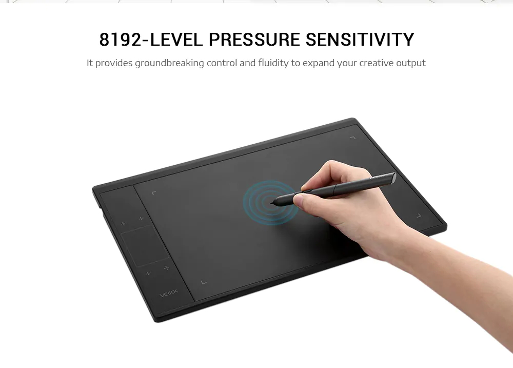 buy veikk a30 digital drawing tablet