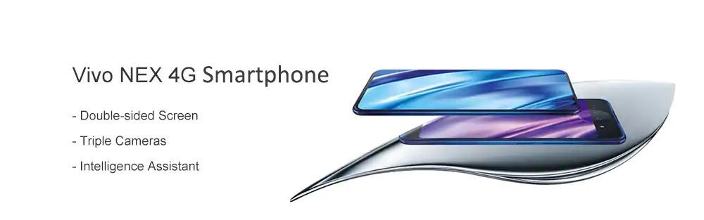 vivo nex dual display smartphone