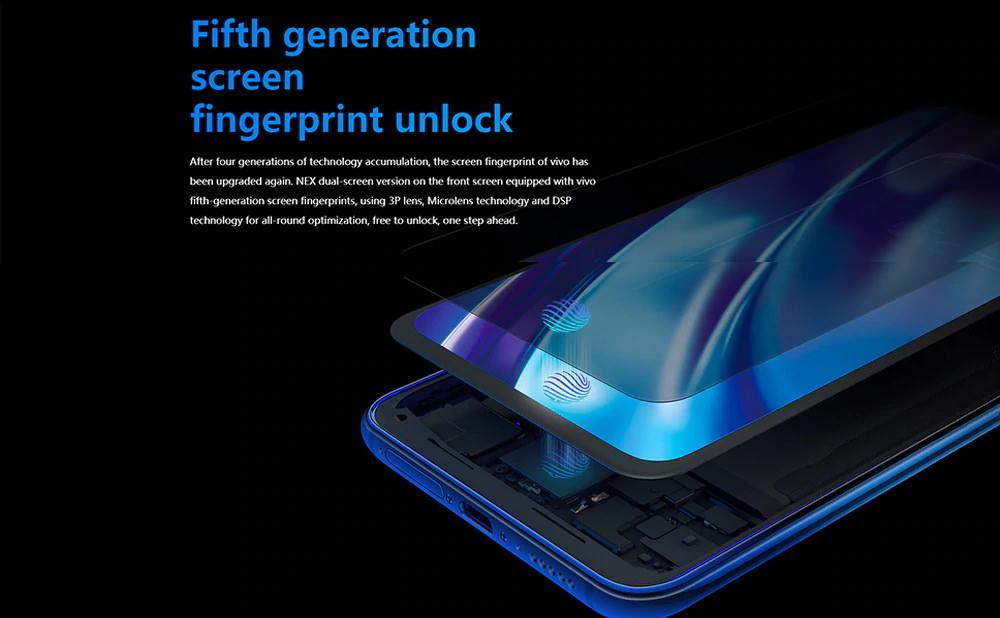 buy vivo nex dual display version