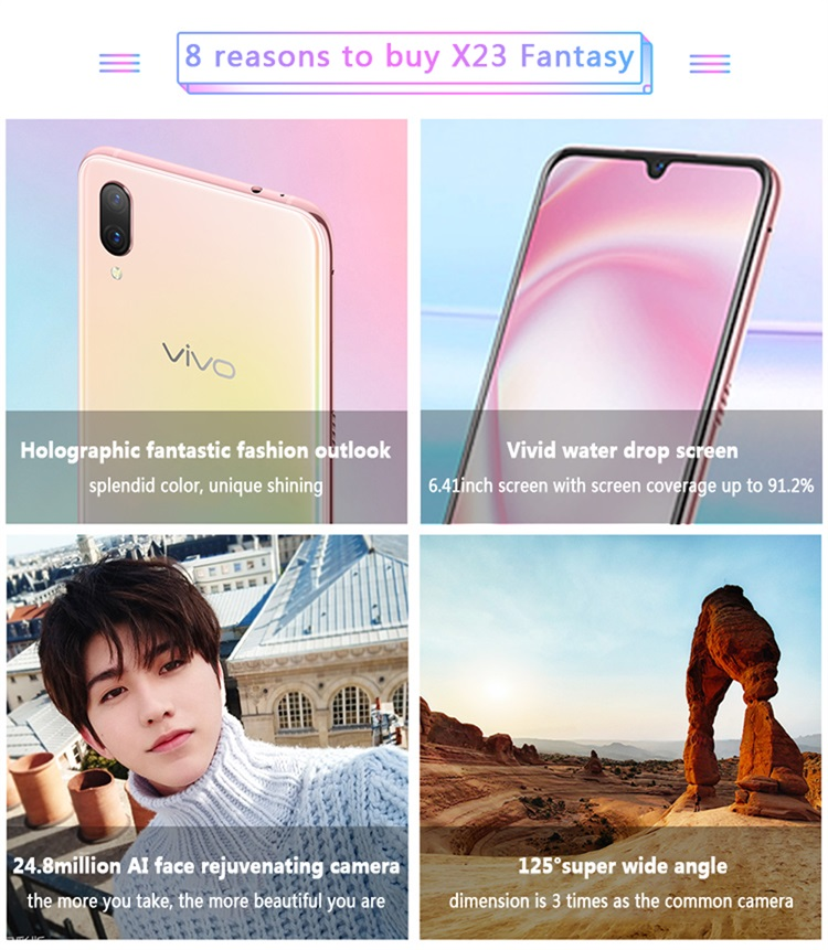 vivo x23 fantasy smartphone price