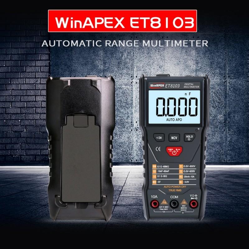 winapex et8103 multimeter for sale