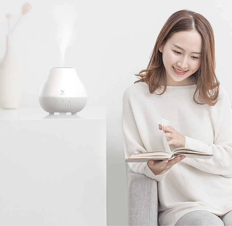 new xiaomi viomi ultrasonic humidifier