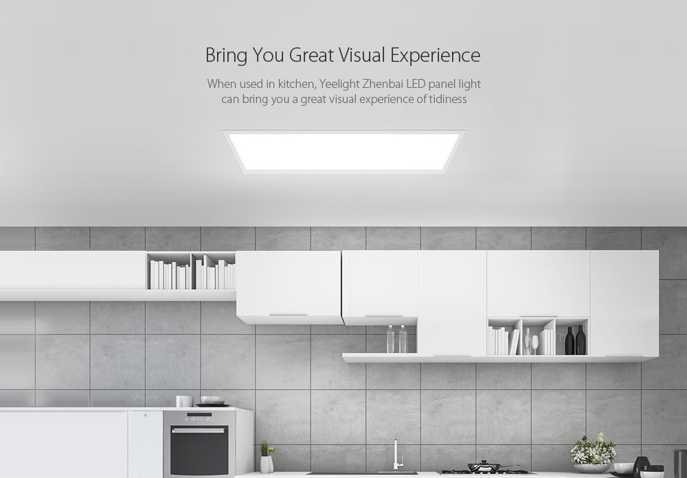 buy xiaomi yeelight ultra thin led ceiling panel light