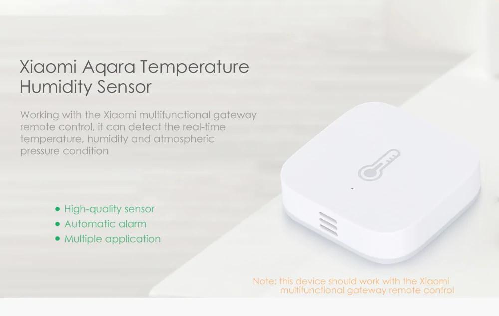 xiaomi aqara wsdcg11lm temperature humidity sensor