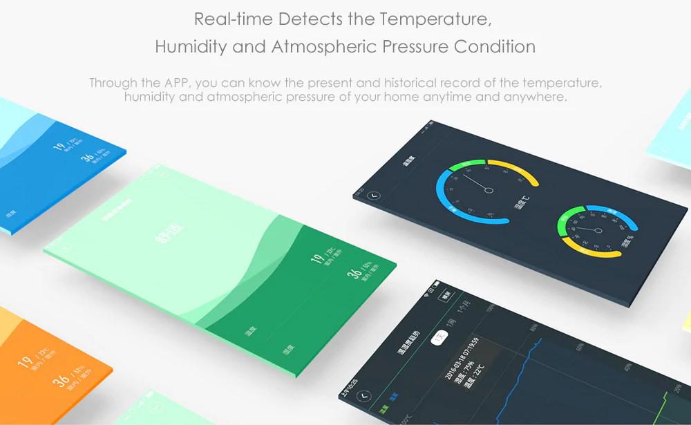 buy xiaomi aqara wsdcg11lm temperature humidity sensor