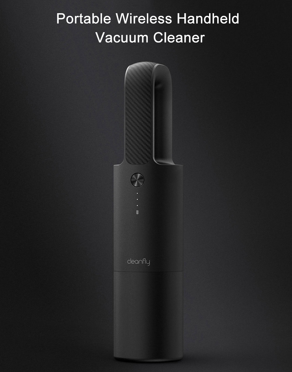 xiaomi cleanfly fvq car vacuum cleaner
