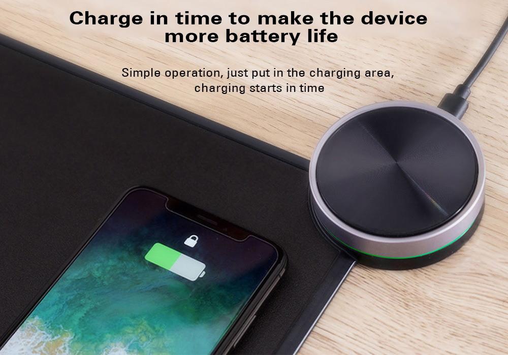 miiiw mwsp01 charging mouse pad