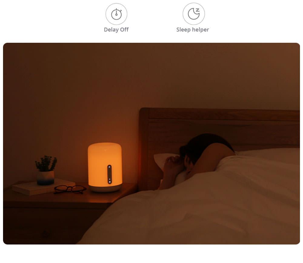 buy xiaomi mijia mjctd02yl bedside lamp