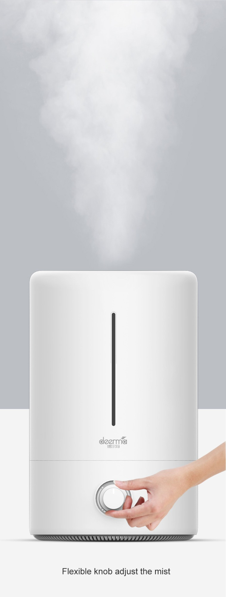 2019 xiaomi deerma 5l household air humidifier