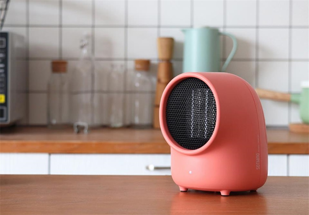 cheap xiaomi sothing warmbaby fan heater