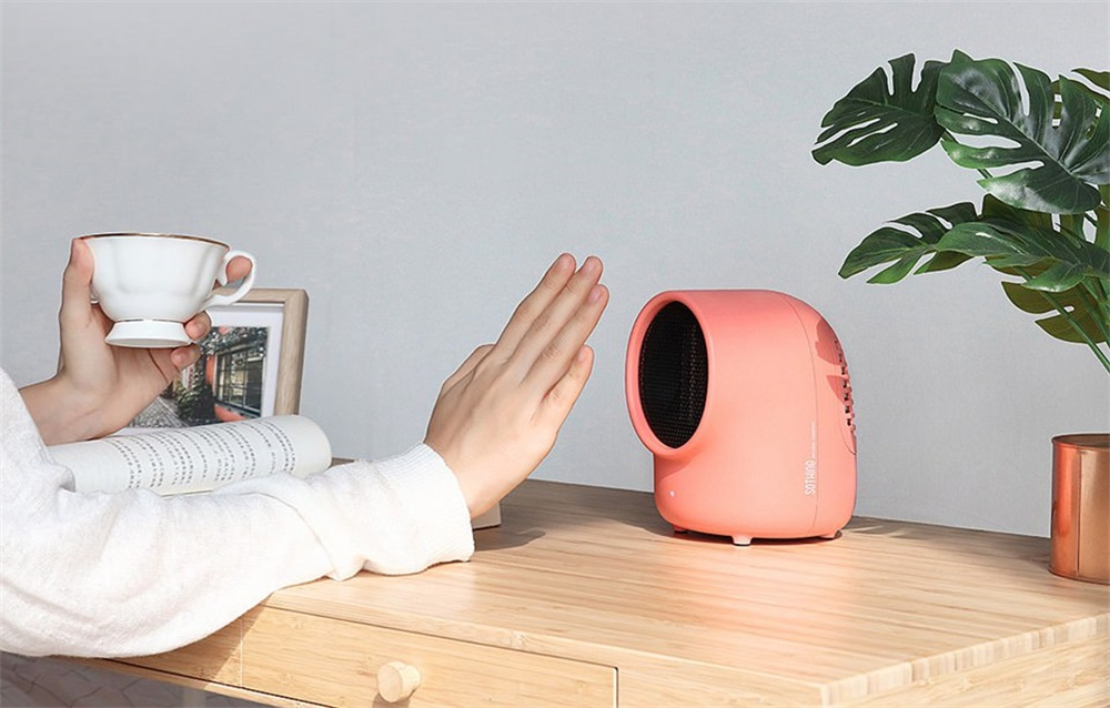 xiaomi sothing warmbaby fan heater online