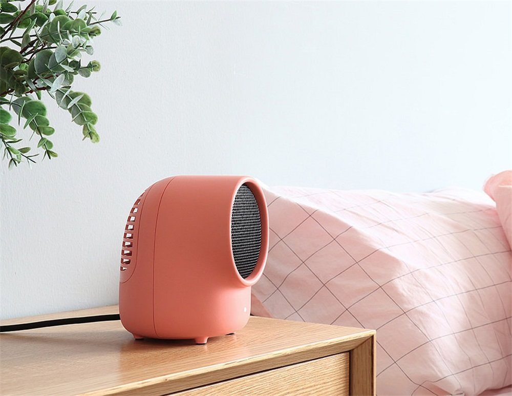 xiaomi sothing mini warmbaby fan heater
