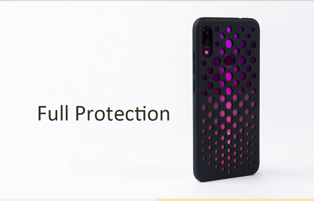 redmi note 7 hollow out phone case price