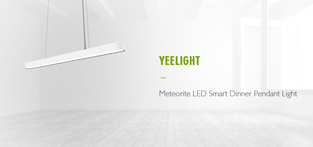 xiaomi yeelight meteorite led smart pendant lights
