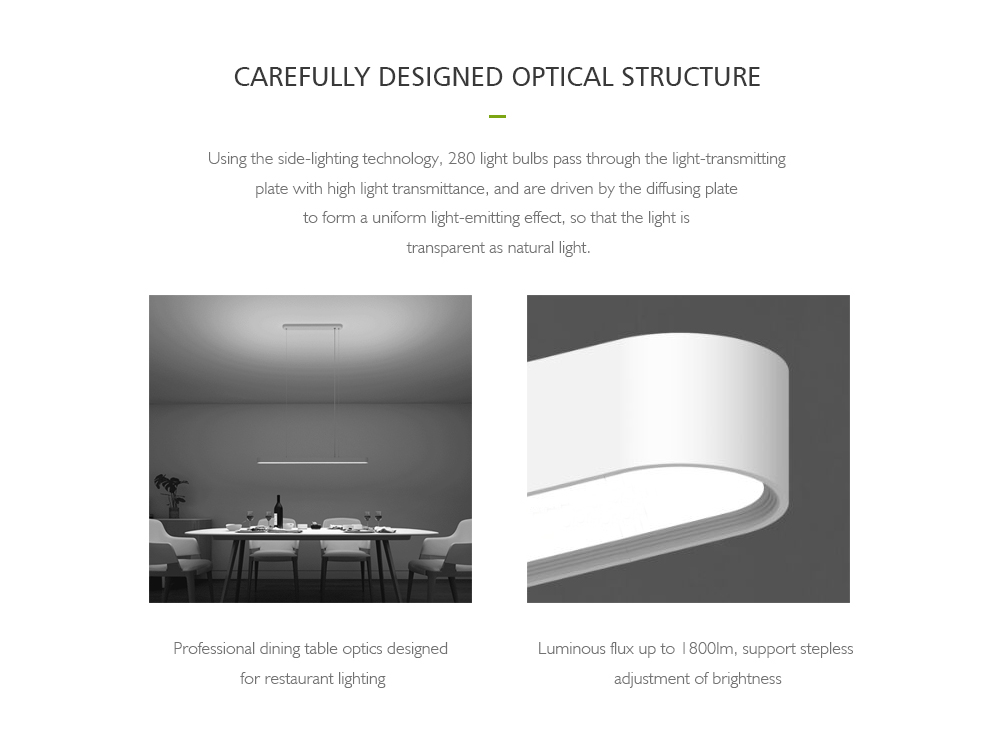 buy xiaomi yeelight meteorite led smart pendant lights