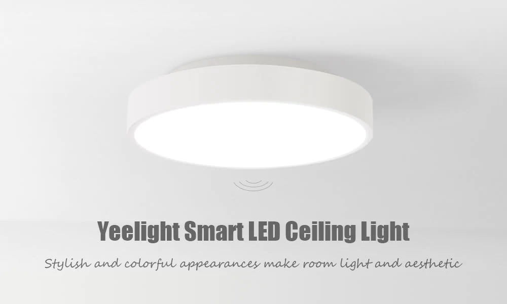 xiaomi yeelight ylxd01yl smart led light