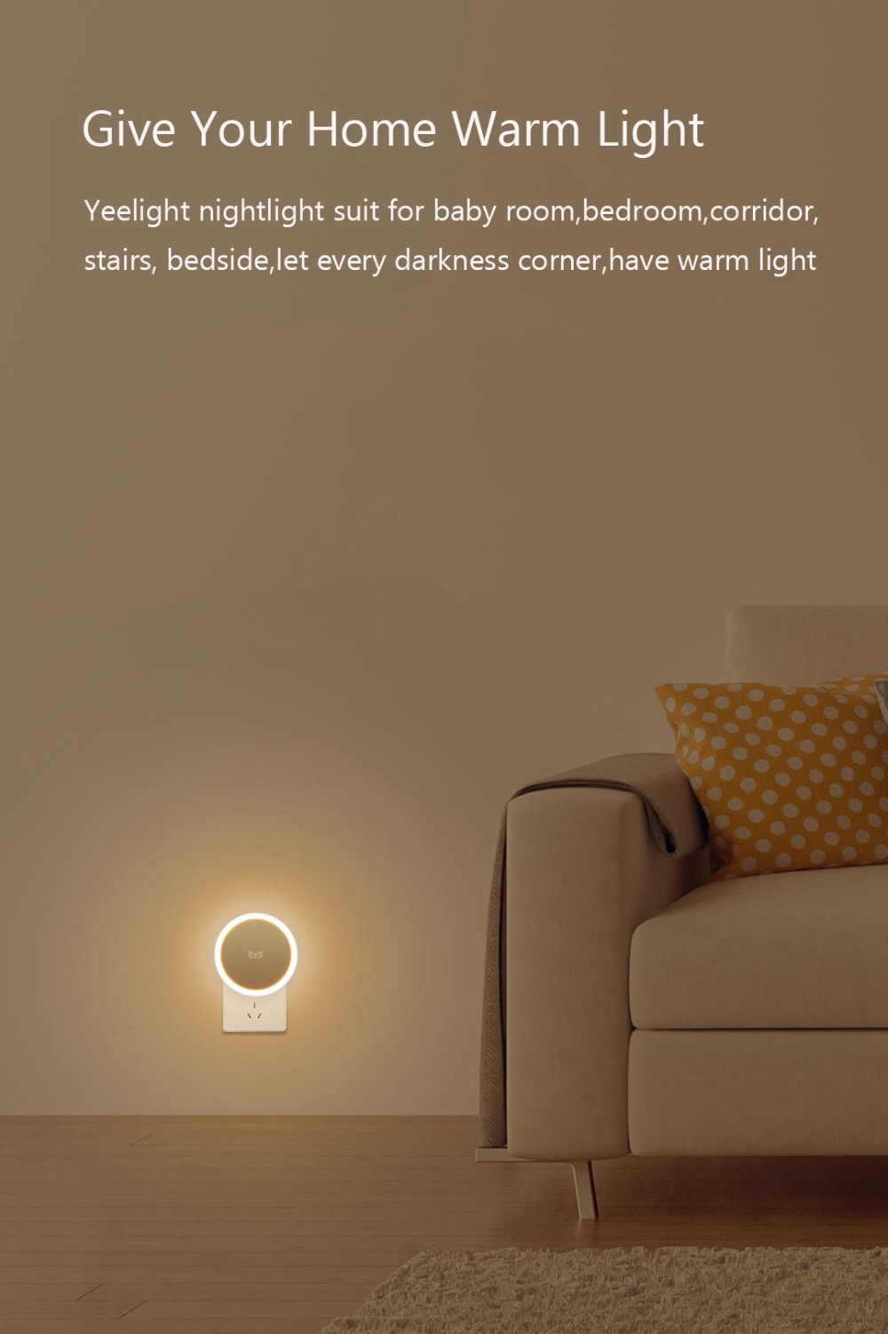 buy xiaomi yeelight ylyd03yl induction light