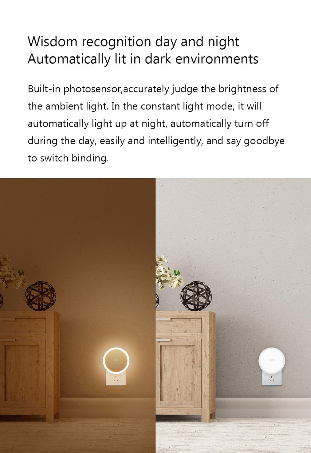 yeelight ylyd03yl smart induction light