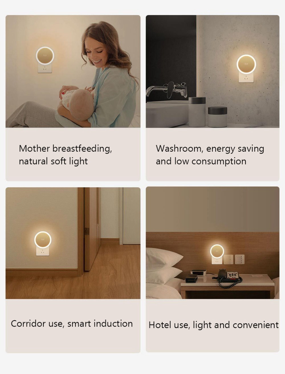 cheap xiaomi yeelight ylyd03yl smart induction light