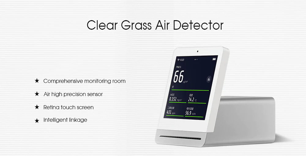 xiaomi youpin air detector