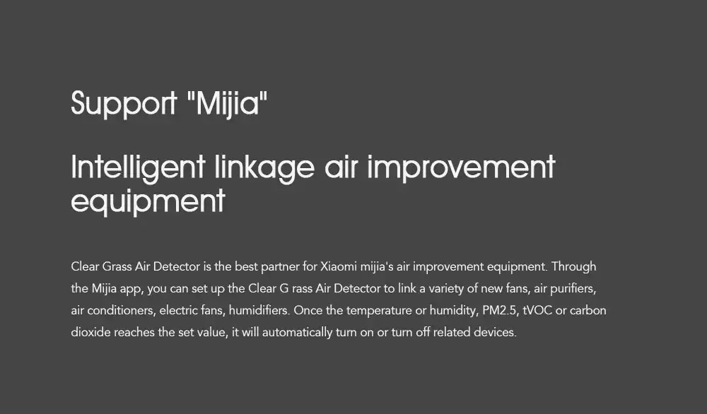 xiaomi youpin intelligent air detector price