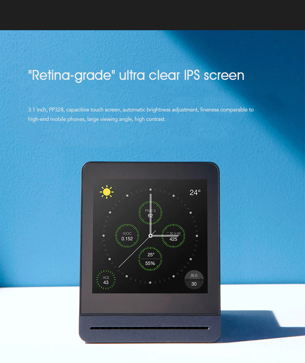 buy xiaomi youpin smart air detector