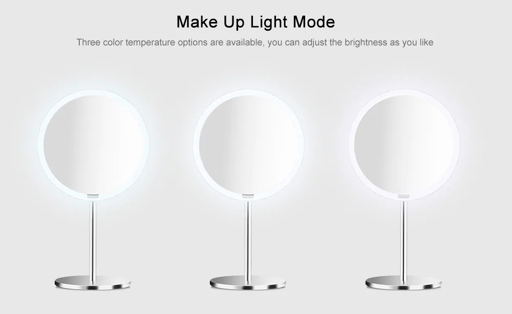 buy yeelight ylgj01yl smart led makeup mirror