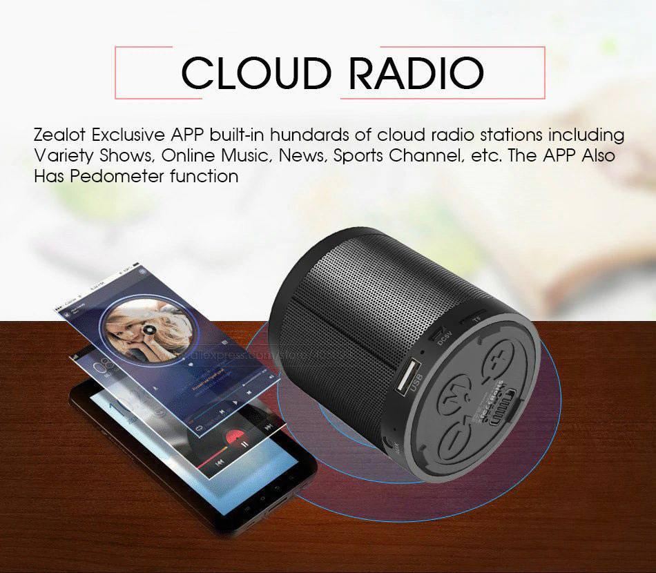 buy zealot s5 2 bluetooth speaker