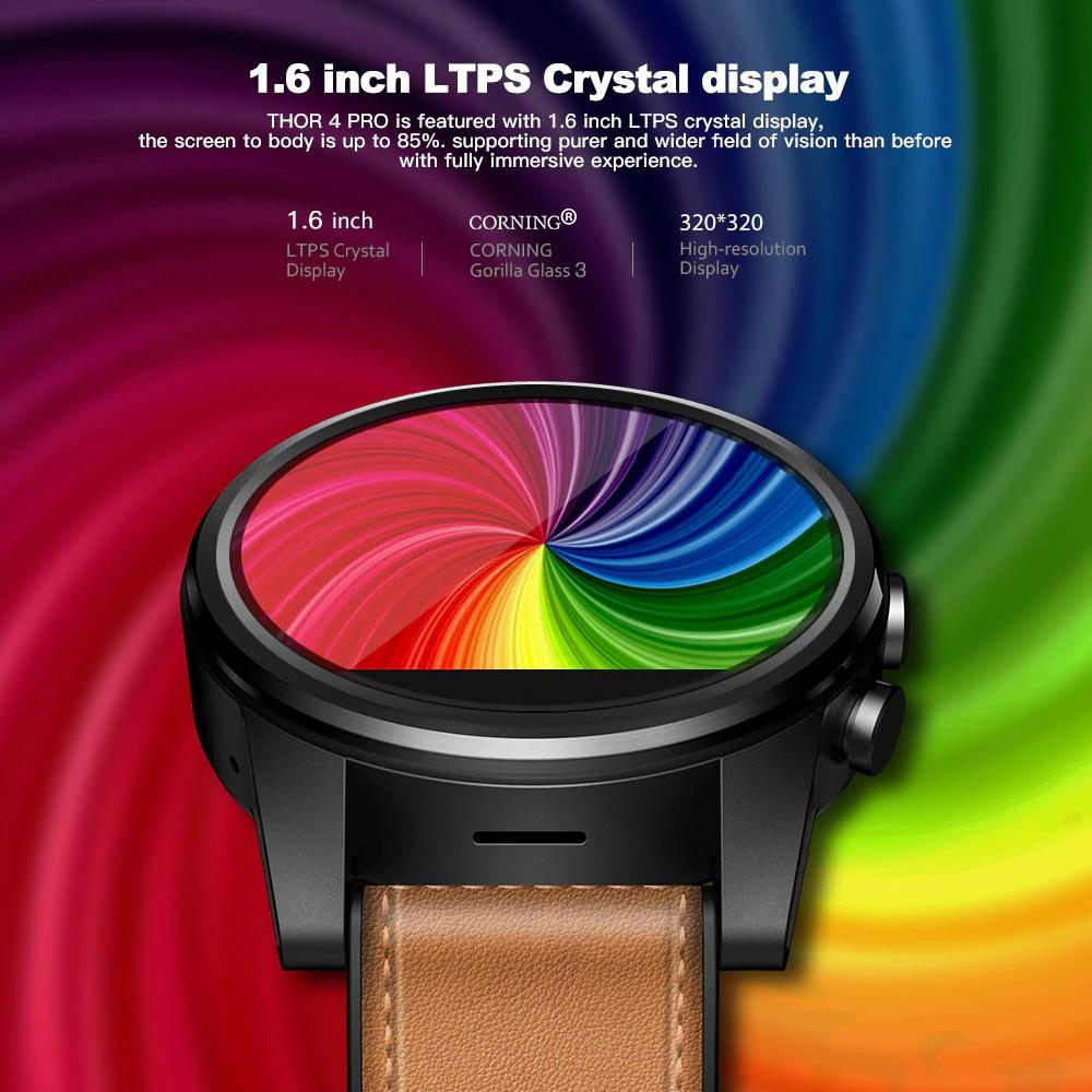 zeblaze thor 4 pro 4g smartwatch price