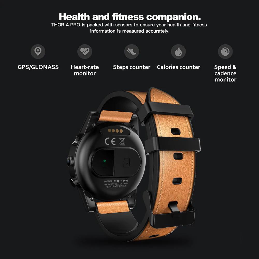 buy zeblaze thor 4 pro smartwatch online