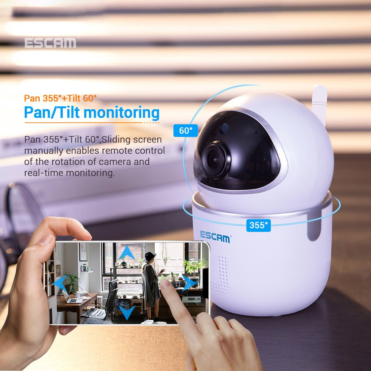 buy escam qf903 wireless ip camera