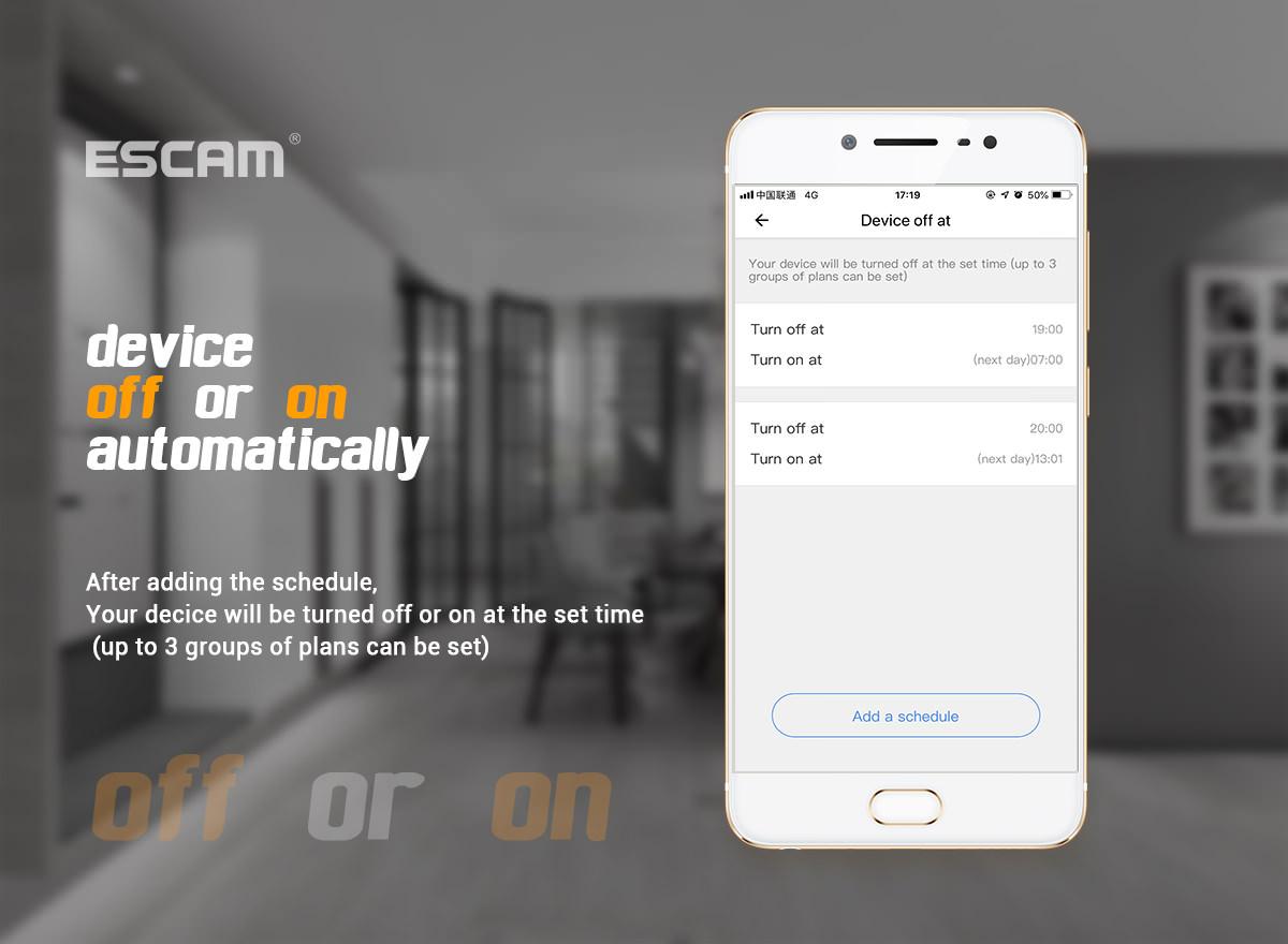 escam qf903 wireless ip camera price