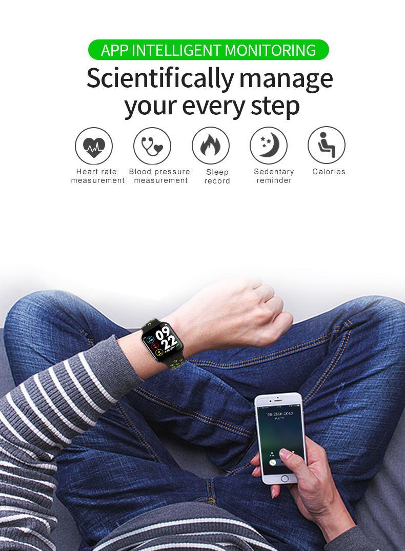 buy f8 smart watch ip67 waterproof