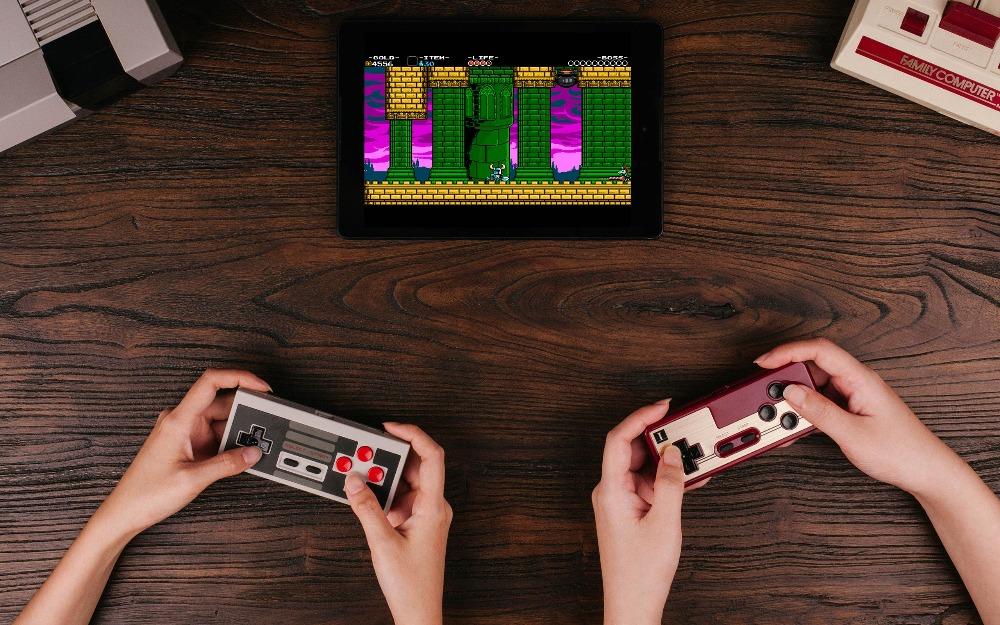 new8bitdo n30 gamepad
