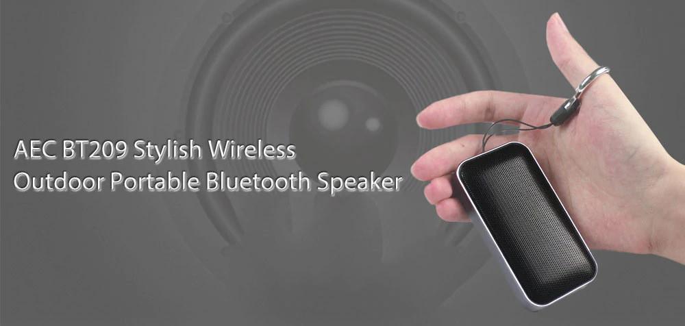 aec bt-209 wireless bluetooth speaker