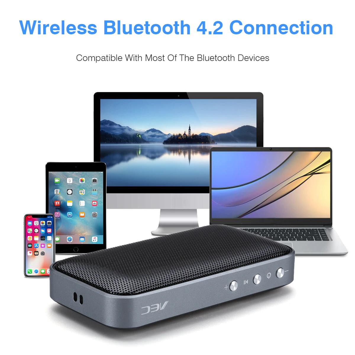 aec bt-209 wireless bluetooth speaker for sale