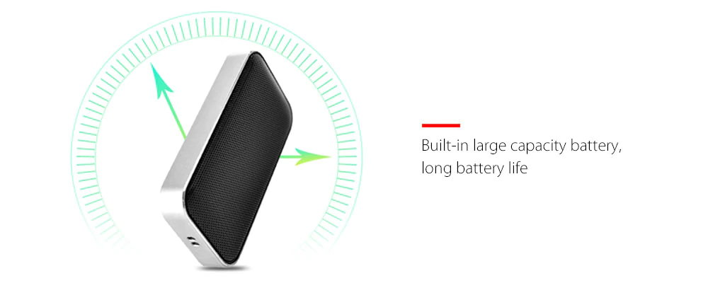 new aec bt-209 wireless speaker