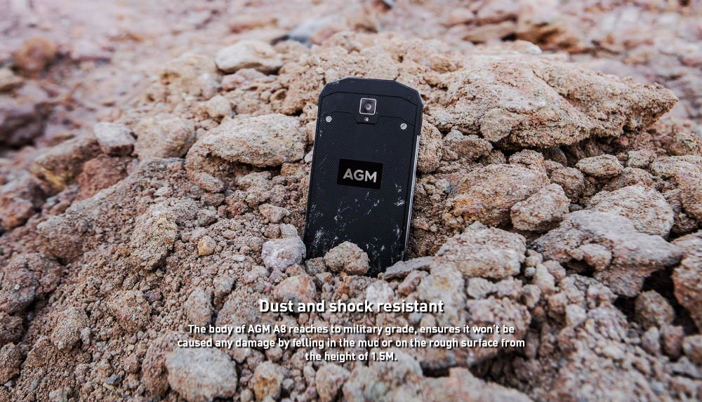 new agm a8 4g smartphone
