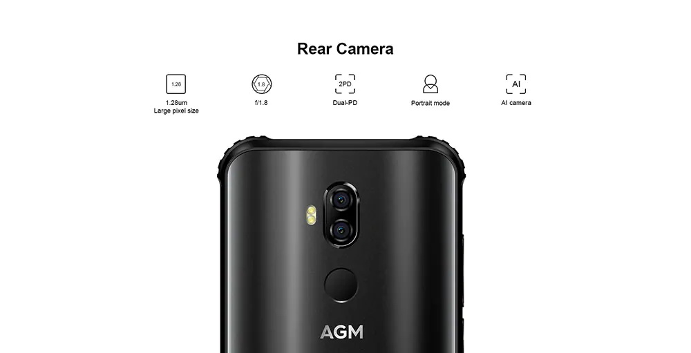 buy agm x3 rugged smartphone 128gb