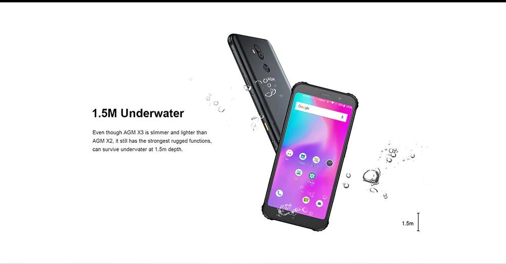 agm x3 smartphone 128gb