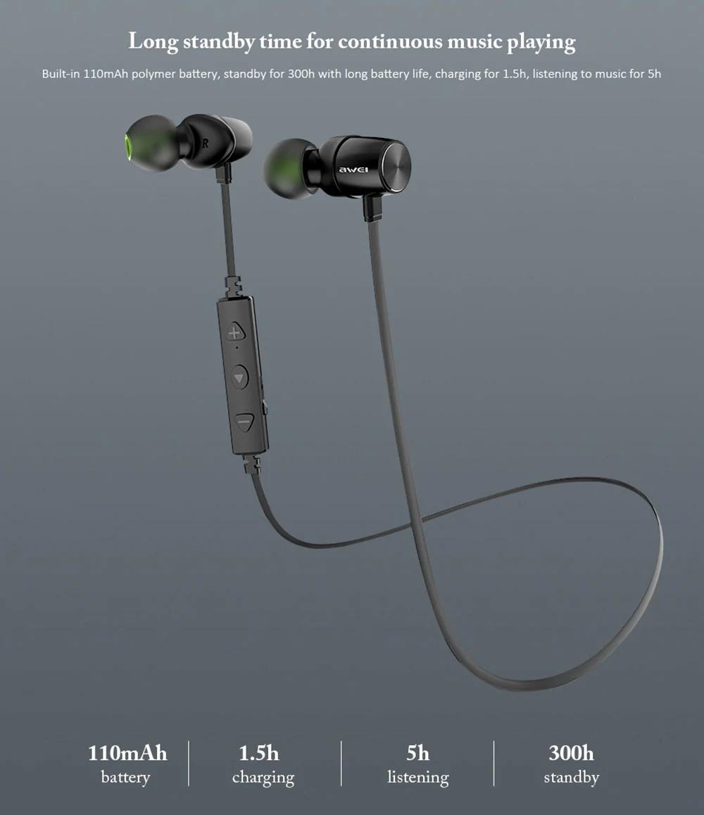 awei wt30 wireless earphone
