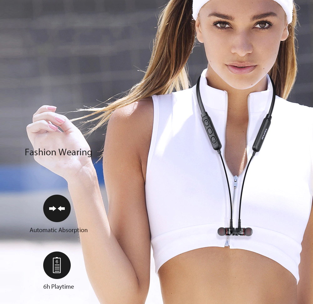 buy awei g10bl sport earphones