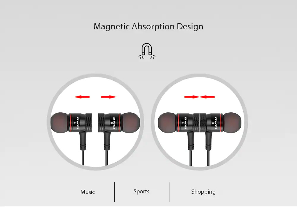awei g10bl sport earphones for sale