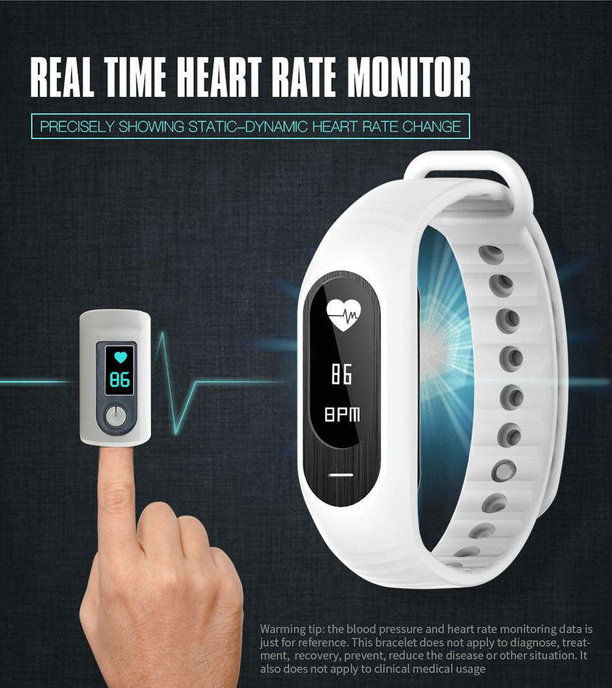 buy b15p bluetooth smart wristband