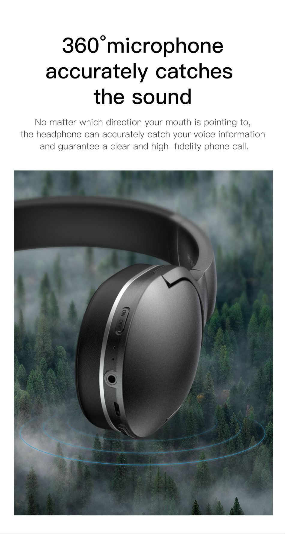 baseus d02 bluetooth headphones for sale